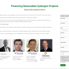 Unleashing Private Finance to Boost Renewable Hydrogen